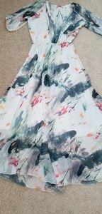 Chicwish maxi dress